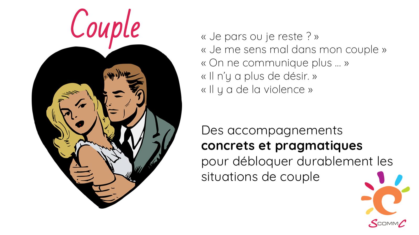Accompagnements de couple
