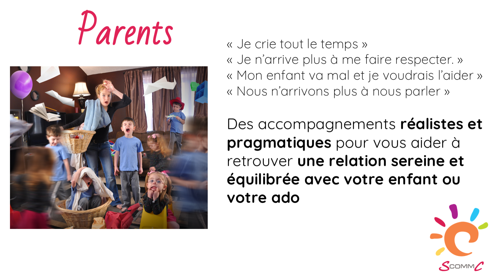 Accompagnement parental