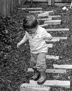 enfant marche autonomie