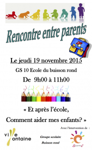 rencontre parents 19-11-2015