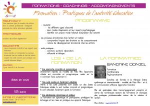 programme pros enfance autorité éducative