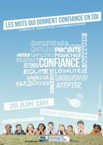 Affiche Ecole juin 2016