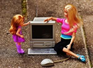 les écrans dans la relation parent enfant