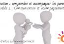 Formation «Comprendre et Accompagner les parents» – module 1 : Communication et accompagnement des parents
