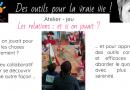 Atelier-jeu «les relations en jeu»