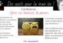 Conférence «Gérer nos émotions de parents»