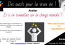 Atelier «stress familial et charge mentale, comment s'en libérer ?» – Aiguebelle (Savoie)