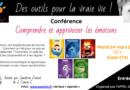 Conférence «Comprendre et apprivoiser les émotions» – Evian (Haute Savoie)